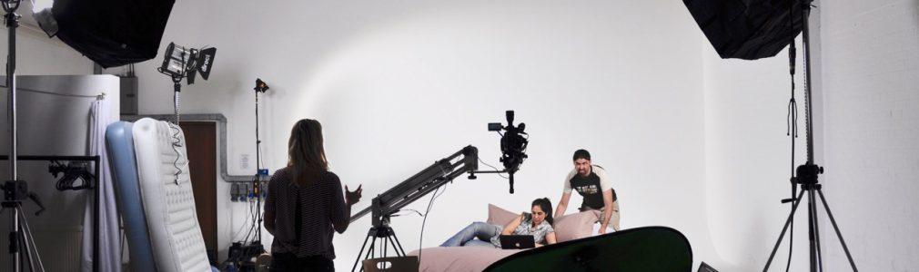 studio shooting in London and Surrey
