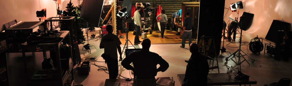 """Making of"" filming"