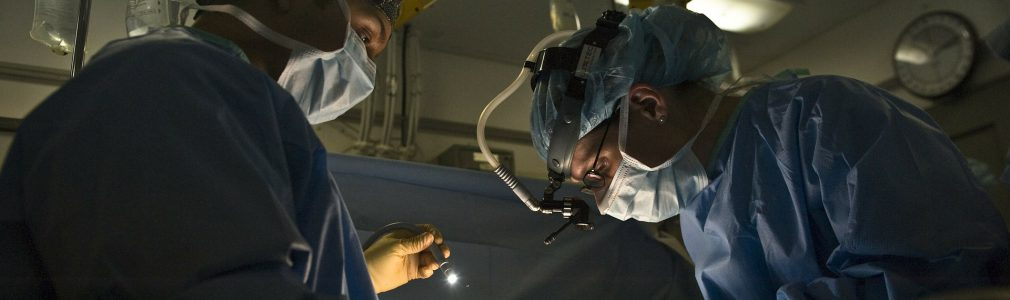 surgical filming in hospitals and operating theatres